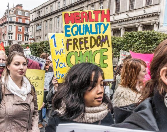 La légalisation de l'avortement en Irlande : un combat de longue haleine