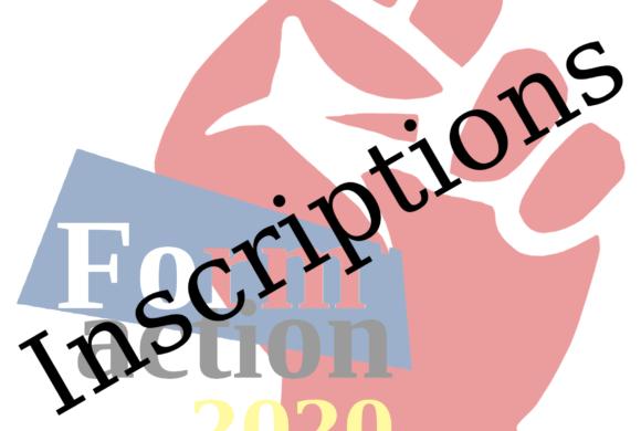 Inscription à Form'action