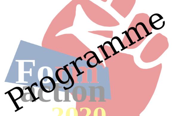 Programme de Form'action