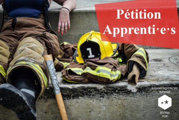 Une campagne pour renforcer les droits des apprenti·e·s