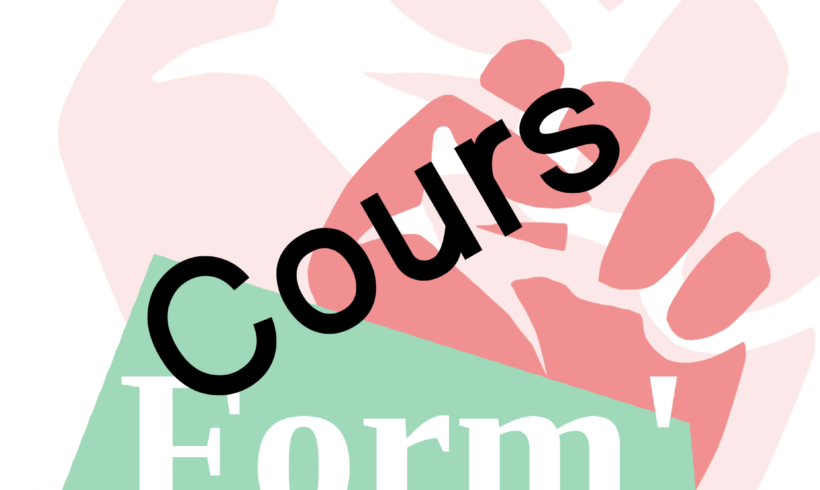 Form'action: Cours