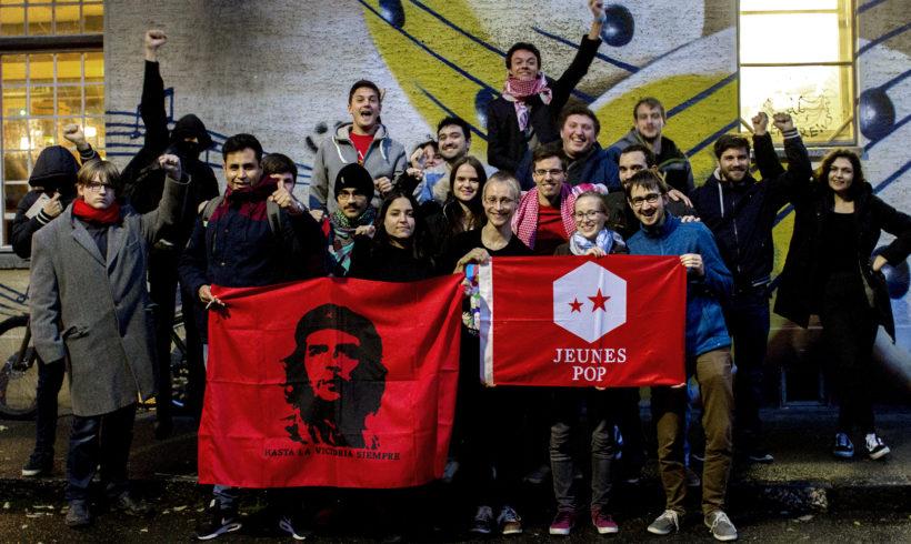 Création des Jeunes POP Suisse : «there is an alternative»