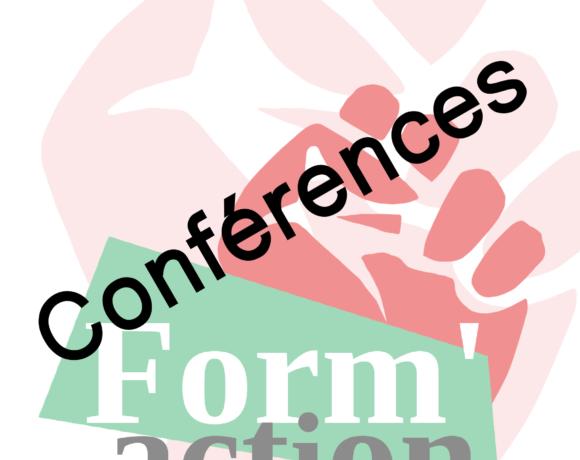 Form'action: Conférences